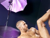 Shawn Wolfe Woody Fox from Raging Stallion