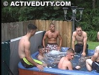 Cameron Cole Cowboy Kody Luke from Active Duty