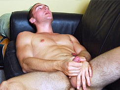 Dale Keeling Busts A Nut from College Dudes