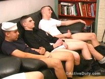 Alberto Alex Mike And Myers from Active Duty