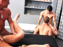 Gavins Spa Anal Fucking from Gay Room