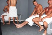 Gavins Spa Anal Fucking from Gay Room