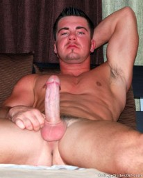 Kip West Busts A Nut from College Dudes