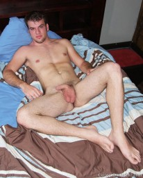 Carson Wheeler Busts A Nut from College Dudes