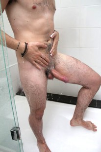Hung Skater Boy Jesse Jerking from Amateurs Do It