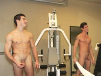 Hot Gym Orgy from Next Door Buddies