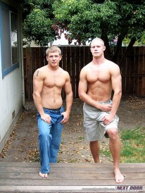 Nick And Tommy D from Next Door Buddies