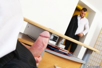 Horny Boys Fuck For A Job from Big Daddy