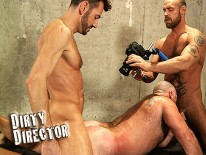 Dirty Director from Naked Sword