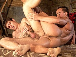 Kick Club Scene 2 from William Higgins