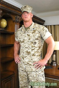 Dane from Active Duty