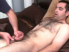 Gay Porn - Vinces Helping Hand from Spunk Worthy