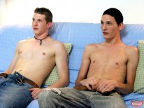 Scott And Gavin from Broke Straight Boys
