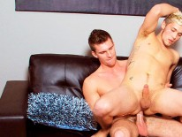 Bryan Cavallo Fucks Brandon from College Dudes