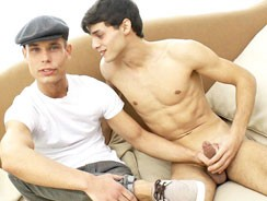 Dennis Mikkelsen And Andre Bo from Bel Ami Online