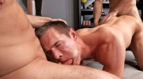 Stu Dan And Aidan Bareback from Sean Cody