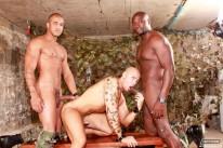 Unusual Punishment from Next Door Ebony
