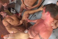 Bareback Orgy 2 from Hot Barebacking