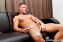 Wanking A Big One With Josh from Blake Mason