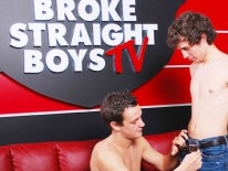 Jason Matthews And Graham B from Broke Straight Boys