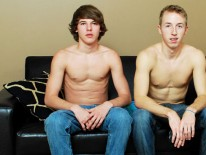 Kodi Mitch And Tim from Broke Straight Boys