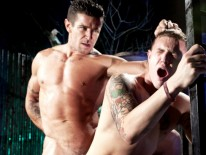 Cock Shot Trenton Ducati from Raging Stallion