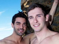 Peter And Troy Bareback from Sean Cody