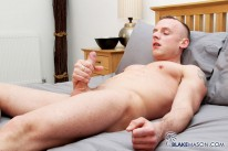 Wanking With Hung Uncut Dean from Blake Mason