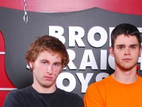 Liam Corolla And Skyler Danie from Broke Straight Boys