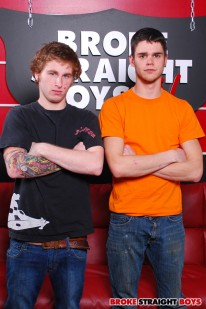 Liam Corolla And Skyler Danie from Broke Straight Boys