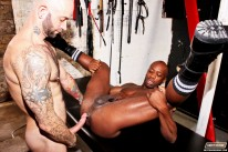 Bound Whipped And Fucked from Next Door Ebony