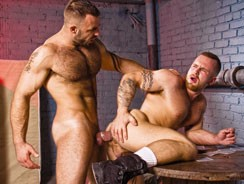 Nasty Fuckers Ben Brown from Raging Stallion