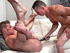 Gay Porn - Rodney And Ford Ass Play from Sean Cody