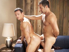 Cavin Knight And Sean Stavos from Raging Stallion