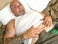 Gay Porn - Joe Strong from Hairy And Raw