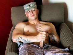 Gay Porn - Ryan Iii from Active Duty