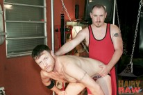 Justice Cruz And Maximus O from Hairy And Raw