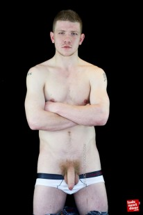 Daniel Johnson from Lads Next Door
