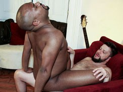 Leon Ryder And Randy Scott from Hairy And Raw