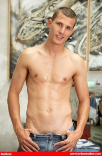 Denis Carter Pin Up from Bel Ami Online