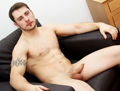 Gay Porn - Sexy Straight Guy Nick Solo from Blake Mason