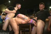 Stud Mitch Vaughn Tied 3 from Bound In Public