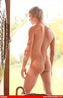 Jaco Van Sant Pin Up from Bel Ami Online