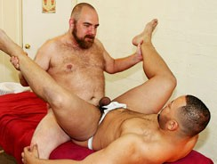 Gay Porn - Dj Russo And Tyler Ruger from Hairy And Raw
