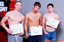Blake Brandon And Johnny Raw from Broke Straight Boys