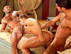 Gay Porn - Behind The Big Top from Raging Stallion