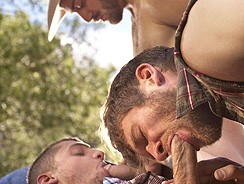 gay sex - Cowboys Part 2 Colby Keller A from Raging Stallion