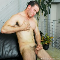 Eric Rollins Busts A Nut from College Dudes