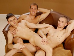 gay sex - Two In The Twink from Next Door Twink