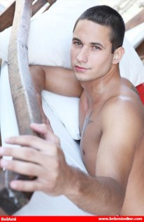 Dan Arlett Pin Up from Bel Ami Online